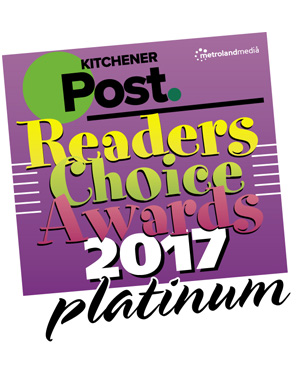 Best Kitchener Plumber 2017 Award